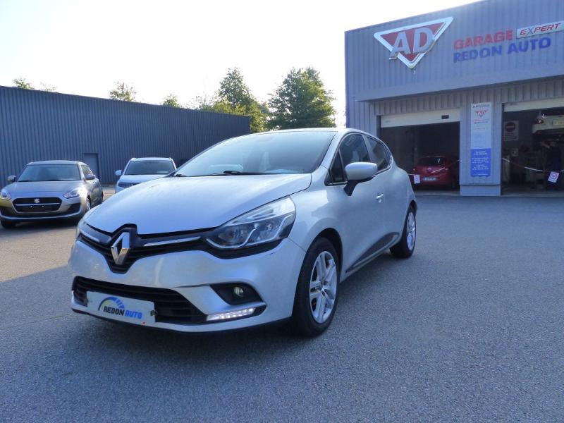 Renault Clio 1.5 dCi 90ch energy Business 82g 5p Diesel GRIS ALU Occasion à vendre