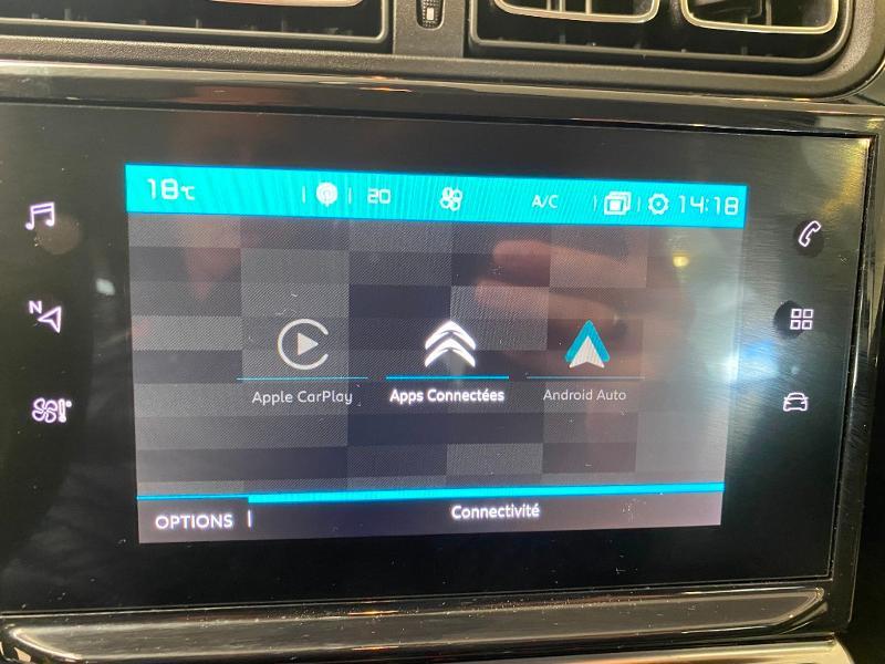 Photo 13 de l'offre de CITROEN C3 1.2 PureTech 110ch S&S Shine 124g à 17790€ chez Duval Automobiles