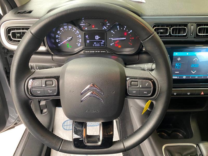 Photo 8 de l'offre de CITROEN C3 1.2 PureTech 110ch S&S Shine 124g à 17790€ chez Duval Automobiles