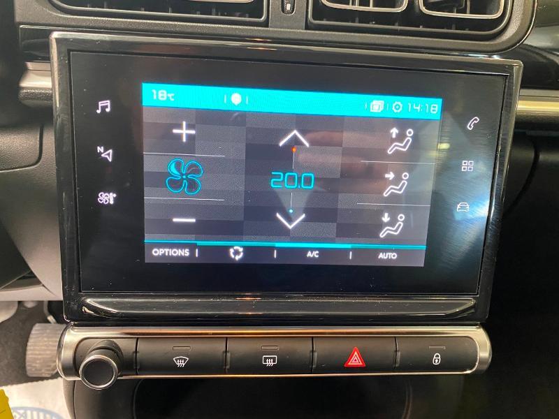 Photo 12 de l'offre de CITROEN C3 1.2 PureTech 110ch S&S Shine 124g à 17790€ chez Duval Automobiles