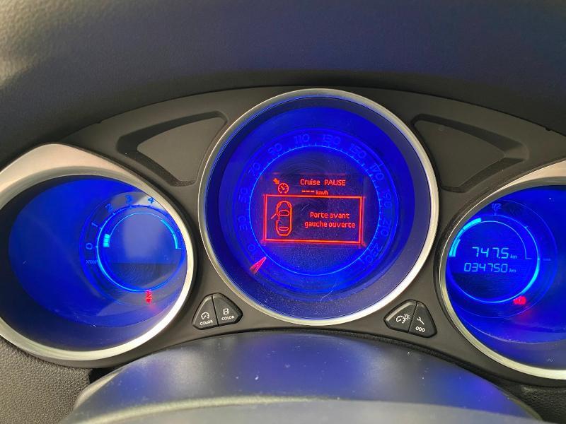 Photo 11 de l'offre de DS DS 4 BlueHDi 120ch Executive S&S à 16490€ chez Duval Automobiles