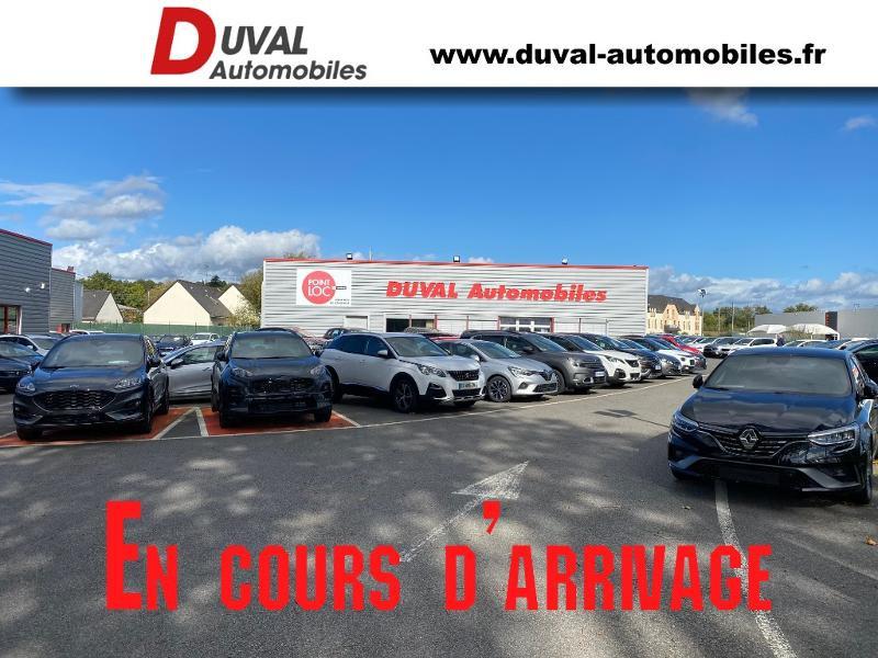 Renault Megane 1.5 dCi 110ch energy Business Diesel BLANC Occasion à vendre