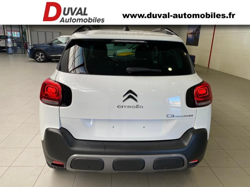 Photo 16 de l'offre de CITROEN C3 Aircross PureTech 110ch S&S Shine à 21990€ chez Duval Automobiles