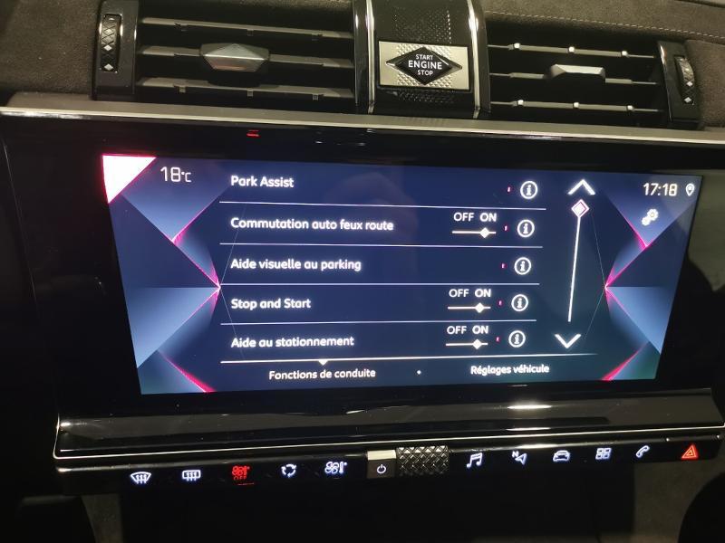 Photo 10 de l'offre de DS DS 7 Crossback BlueHDi 130ch Performance Line Automatique 138g à 36990€ chez Duval Automobiles