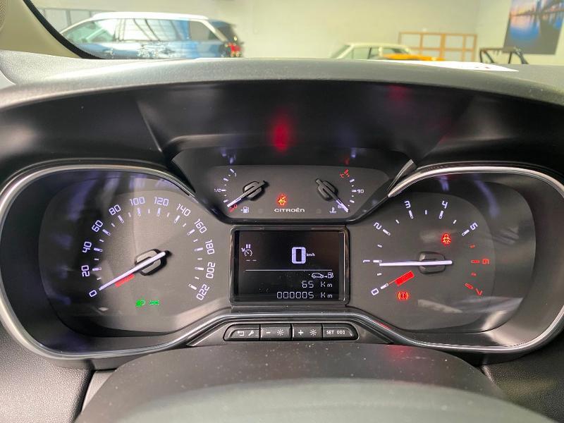Photo 11 de l'offre de CITROEN C3 Aircross PureTech 110ch S&S Shine à 21990€ chez Duval Automobiles
