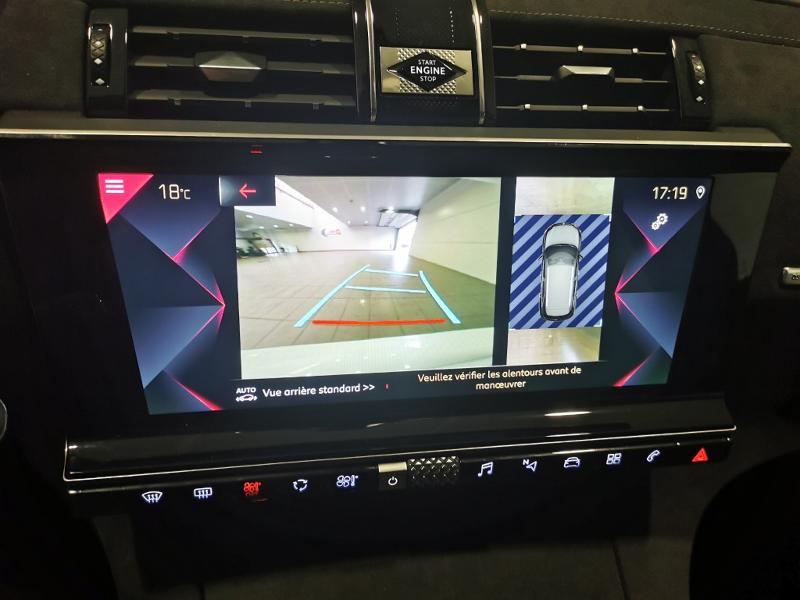 Photo 9 de l'offre de DS DS 7 Crossback BlueHDi 130ch Performance Line Automatique 138g à 36990€ chez Duval Automobiles