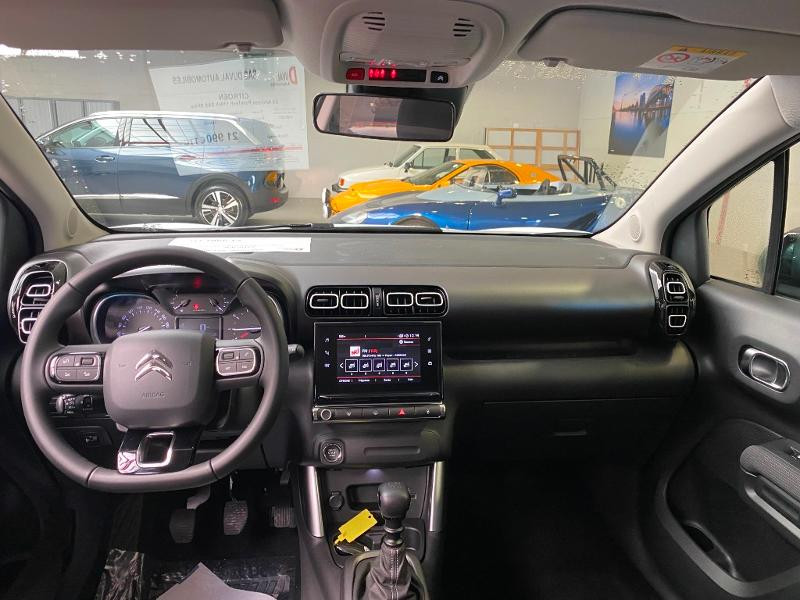 Photo 7 de l'offre de CITROEN C3 Aircross PureTech 110ch S&S Shine à 21990€ chez Duval Automobiles