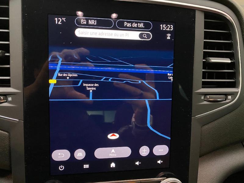 Photo 10 de l'offre de RENAULT Megane 1.5 Blue dCi 115ch RS Line EDC à 24990€ chez Duval Automobiles