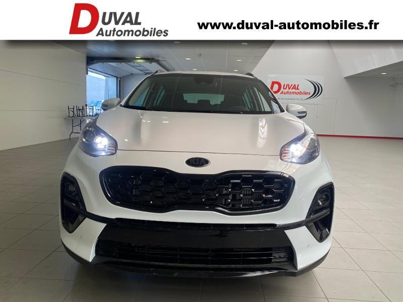 Photo 2 de l'offre de KIA Sportage 1.6 CRDi 136ch MHEV Black Edition 4x2 à 27490€ chez Duval Automobiles