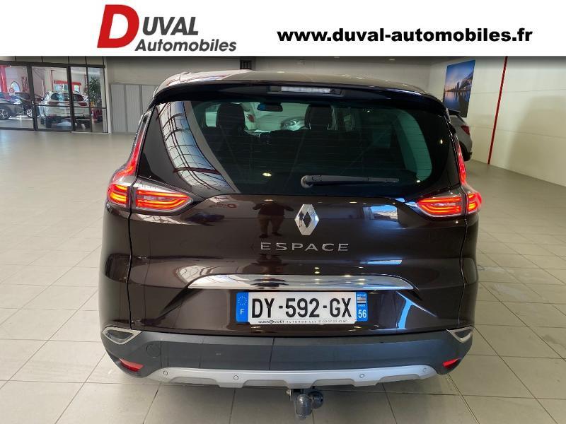 Photo 20 de l'offre de RENAULT Espace 1.6 dCi 160ch energy Zen EDC à 16990€ chez Duval Automobiles