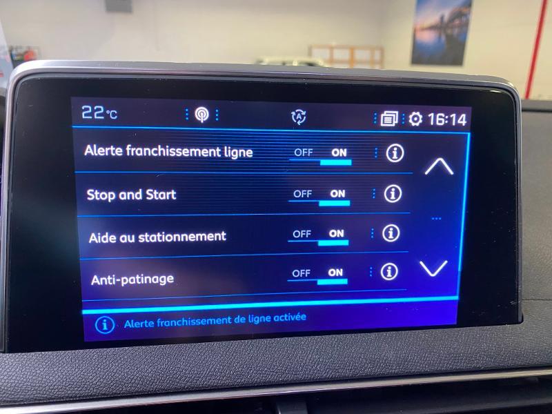 Photo 17 de l'offre de PEUGEOT 5008 1.5 BlueHDi 130ch S&S Allure à 30990€ chez Duval Automobiles
