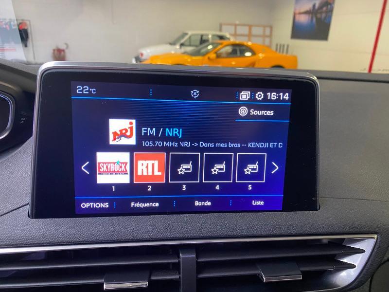 Photo 14 de l'offre de PEUGEOT 5008 1.5 BlueHDi 130ch S&S Allure à 30990€ chez Duval Automobiles