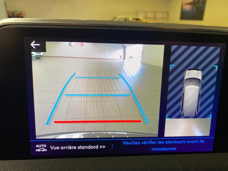 Photo 10 de l'offre de PEUGEOT 5008 1.5 BlueHDi 130ch S&S Allure à 30990€ chez Duval Automobiles