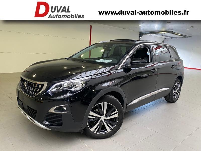 Photo 1 de l'offre de PEUGEOT 5008 1.5 BlueHDi 130ch S&S Allure à 30990€ chez Duval Automobiles