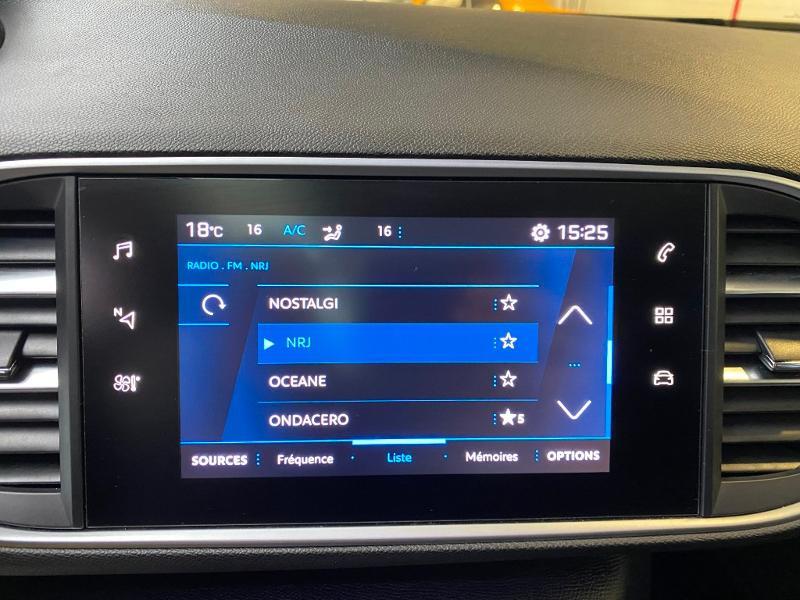 Photo 11 de l'offre de PEUGEOT 308 SW 1.2 PureTech 110ch E6.3 S&S Style 6cv à 20490€ chez Duval Automobiles