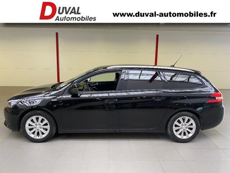 Photo 3 de l'offre de PEUGEOT 308 SW 1.2 PureTech 110ch E6.3 S&S Style 6cv à 20490€ chez Duval Automobiles