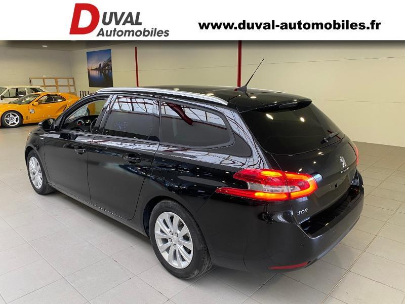Photo 4 de l'offre de PEUGEOT 308 SW 1.2 PureTech 110ch E6.3 S&S Style 6cv à 20490€ chez Duval Automobiles