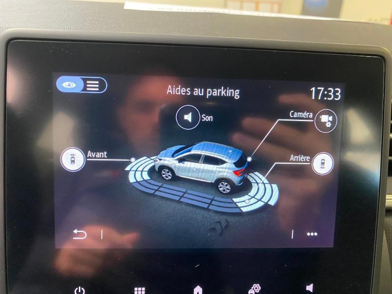 Photo 17 de l'offre de RENAULT Captur 1.3 TCe 140ch FAP Intens EDC - 21 à 25990€ chez Duval Automobiles