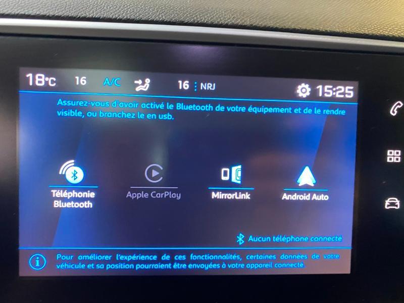Photo 9 de l'offre de PEUGEOT 308 SW 1.2 PureTech 110ch E6.3 S&S Style 6cv à 20490€ chez Duval Automobiles