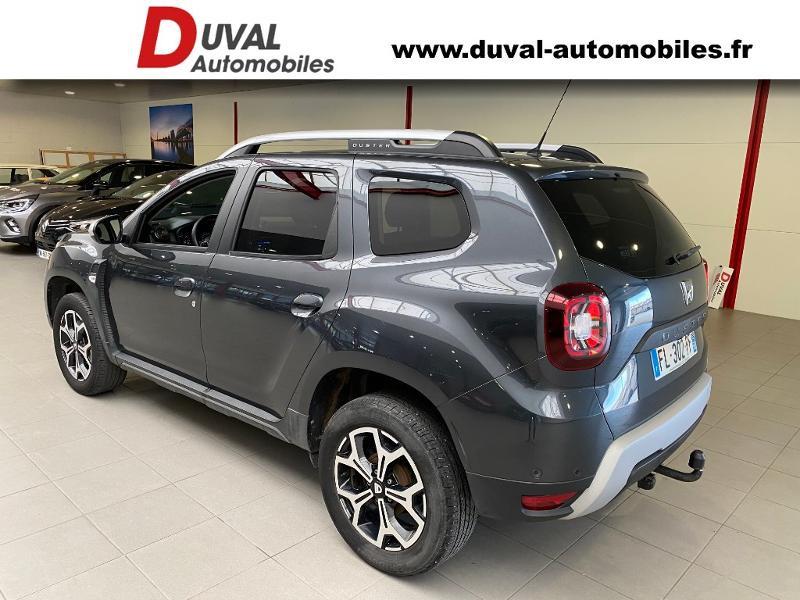 Photo 4 de l'offre de DACIA Duster 1.5 Blue dCi 115ch Prestige 4x2 + attelage à 15990€ chez Duval Automobiles