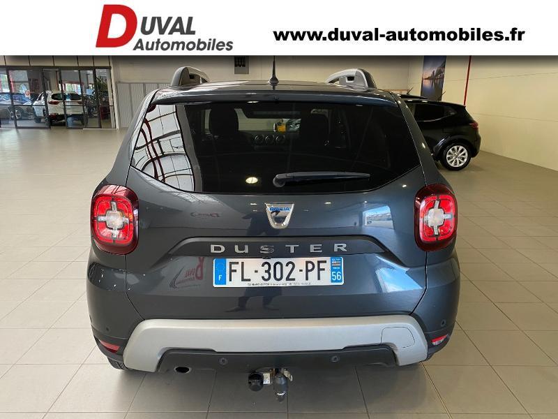 Photo 5 de l'offre de DACIA Duster 1.5 Blue dCi 115ch Prestige 4x2 + attelage à 15990€ chez Duval Automobiles