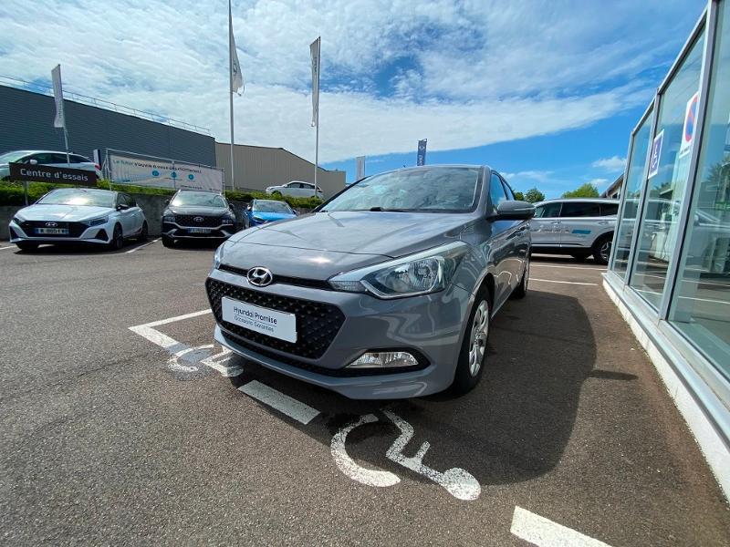 Hyundai i20 1.1 CRDi 75 Intuitive Diesel GRIS F Occasion à vendre