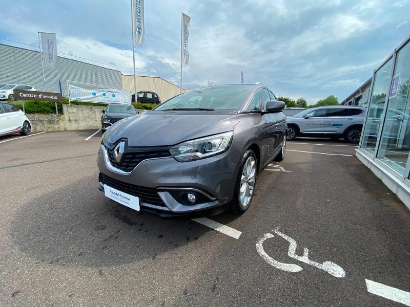 Renault Grand Scenic 1.5 dCi 110ch Energy Intens EDC Diesel GRIS C Occasion à vendre