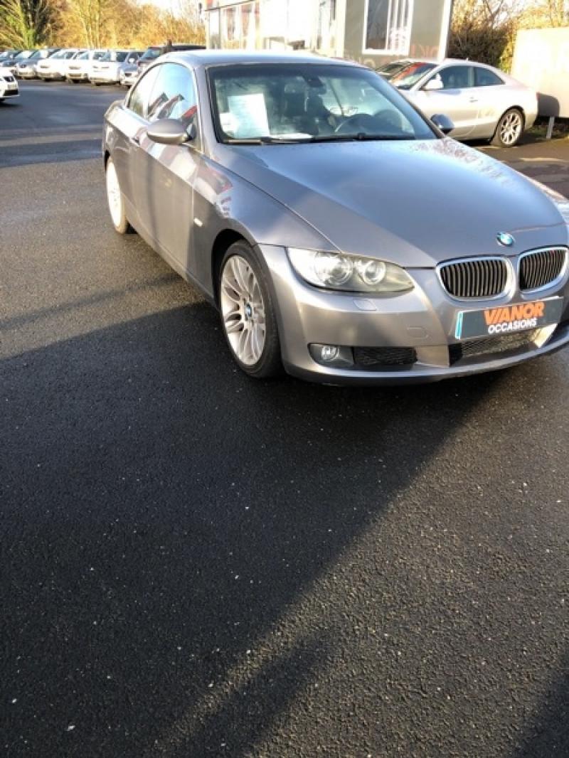 Photo 3 de l'offre de BMW SERIE 3 CABRIOLET (E93) 320D 177CH LUXE à 14790€ chez Vianor occasions