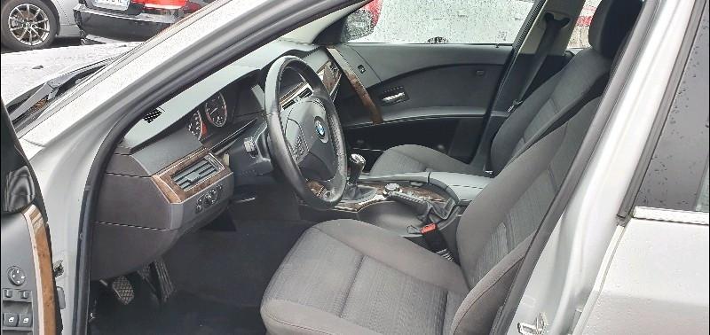 Photo 7 de l'offre de BMW SERIE 5 (E60) 525D 177CH CONFORT à 8490€ chez Vianor occasions
