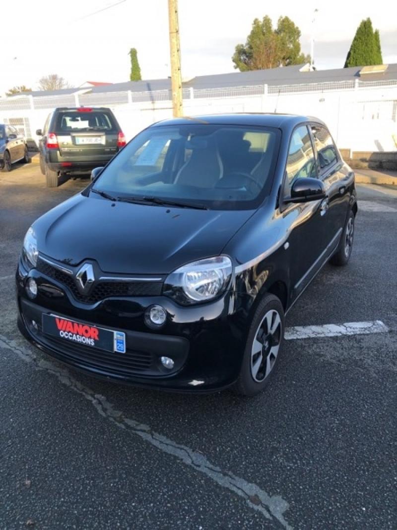 Renault TWINGO III 1.0 SCE 70CH LIMITED EURO6C Essence NOIR Occasion à vendre