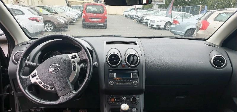 Photo 10 de l'offre de NISSAN QASHQAI 1.5 DCI 110CH ACENTA à 9990€ chez Vianor occasions
