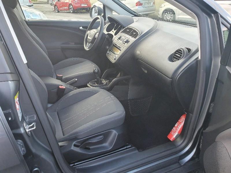 Photo 10 de l'offre de SEAT ALTEA 1.6 TDI90 CR FAP STYLE COPA à 9790€ chez Vianor occasions