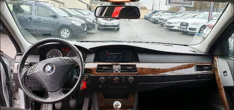 Photo 6 de l'offre de BMW SERIE 5 (E60) 525D 177CH CONFORT à 8490€ chez Vianor occasions