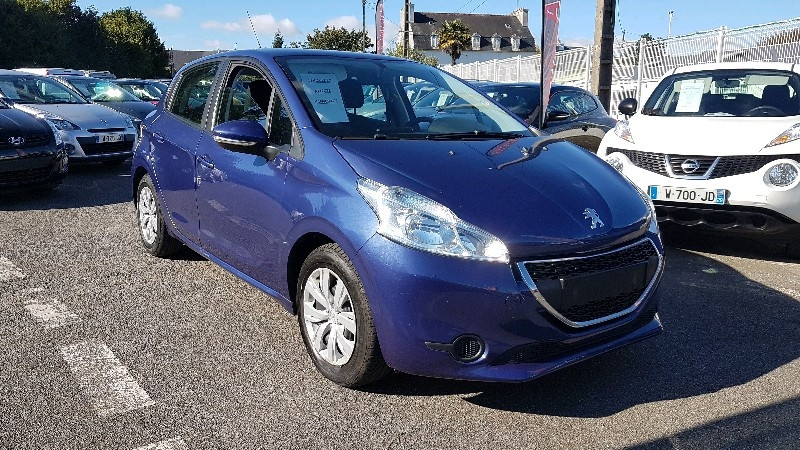Peugeot 208 1.0 VTI ACCESS 5P Essence BLEU Occasion à vendre