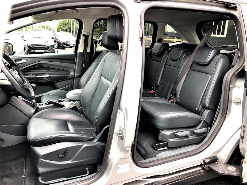 Photo 8 de l'offre de FORD GRAND C-MAX 1.6 TDCI 115CH FAP BUSINESS à 10490€ chez Vianor occasions