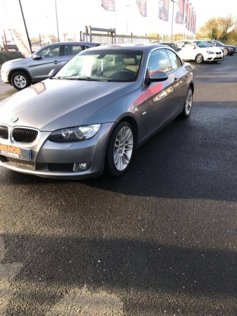 Photo 2 de l'offre de BMW SERIE 3 CABRIOLET (E93) 320D 177CH LUXE à 14790€ chez Vianor occasions