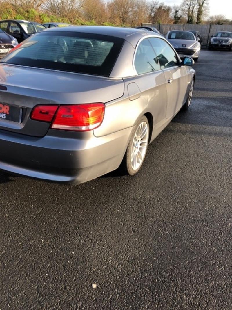 Photo 7 de l'offre de BMW SERIE 3 CABRIOLET (E93) 320D 177CH LUXE à 14790€ chez Vianor occasions