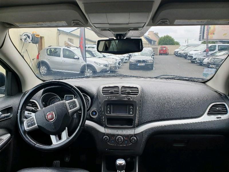 Photo 11 de l'offre de FIAT FREEMONT 2.0 MULTIJET 16V 140CH FREEMONT à 14990€ chez Vianor occasions