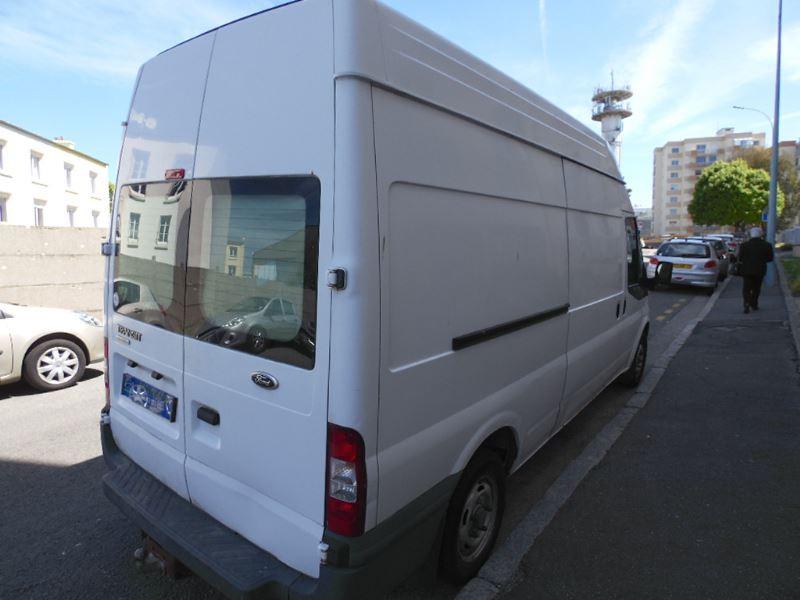 Photo 4 de l'offre de FORD TRANSIT 2.2 TDCI 115 à 8990€ chez Vianor occasions