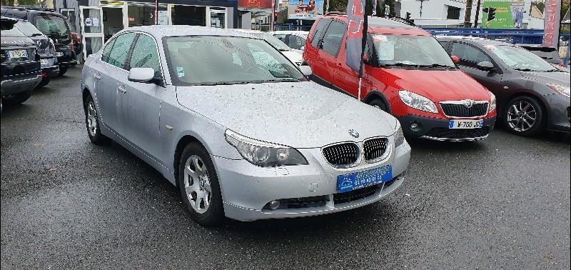 Photo 2 de l'offre de BMW SERIE 5 (E60) 525D 177CH CONFORT à 8490€ chez Vianor occasions