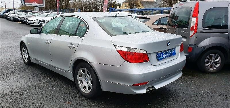 Photo 3 de l'offre de BMW SERIE 5 (E60) 525D 177CH CONFORT à 8490€ chez Vianor occasions