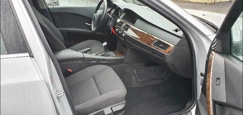Photo 9 de l'offre de BMW SERIE 5 (E60) 525D 177CH CONFORT à 8490€ chez Vianor occasions