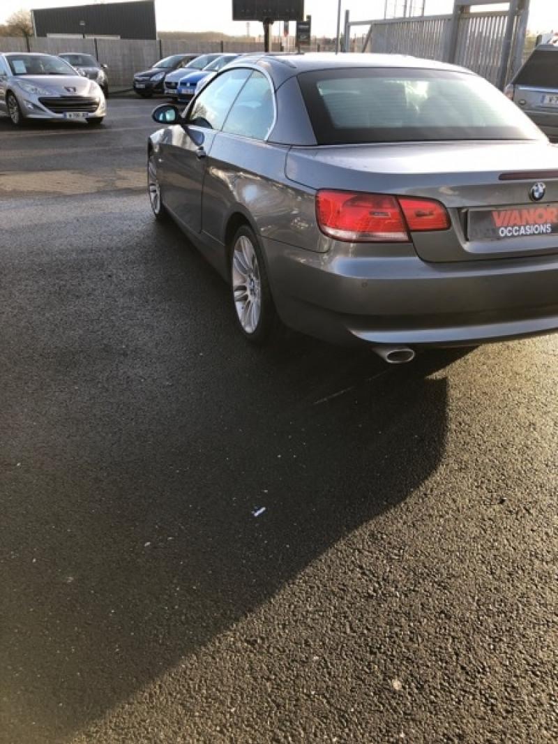 Photo 6 de l'offre de BMW SERIE 3 CABRIOLET (E93) 320D 177CH LUXE à 14790€ chez Vianor occasions