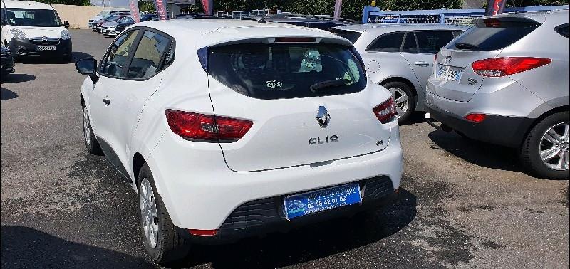 Photo 4 de l'offre de RENAULT CLIO IV STE 1.5 DCI 75CH ENERGY AIR à 5990€ chez Vianor occasions