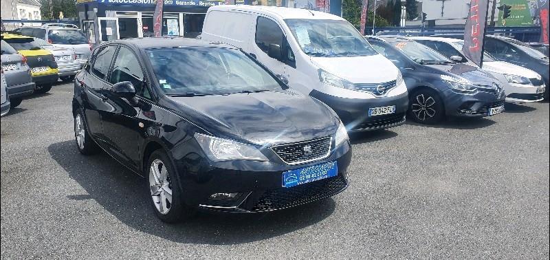 Photo 2 de l'offre de SEAT IBIZA 1.6 TDI90 TECHLIGHT 5P à 8990€ chez Vianor occasions