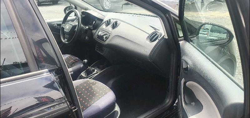 Photo 10 de l'offre de SEAT IBIZA 1.6 TDI90 TECHLIGHT 5P à 8990€ chez Vianor occasions