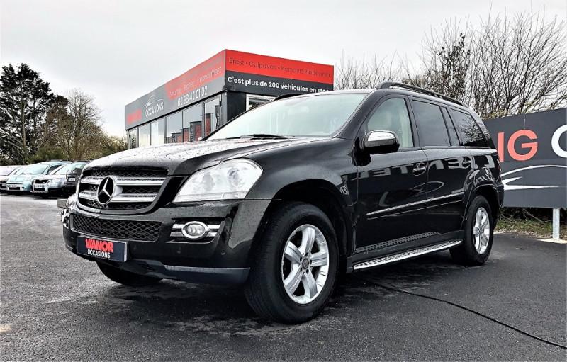Mercedes-Benz CLASSE GL (X166) 320 CDI PACK LUXE 5PL Diesel NOIR Occasion à vendre