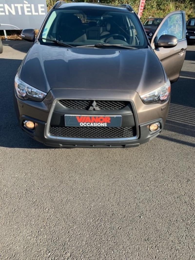 Mitsubishi ASX 1.8 DI-D 115CH INVITE 2WD Diesel MARRON Occasion à vendre
