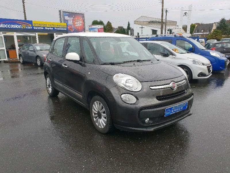 Photo 2 de l'offre de FIAT 500L 1.4 16V 95CH POPSTAR à 9990€ chez Vianor occasions