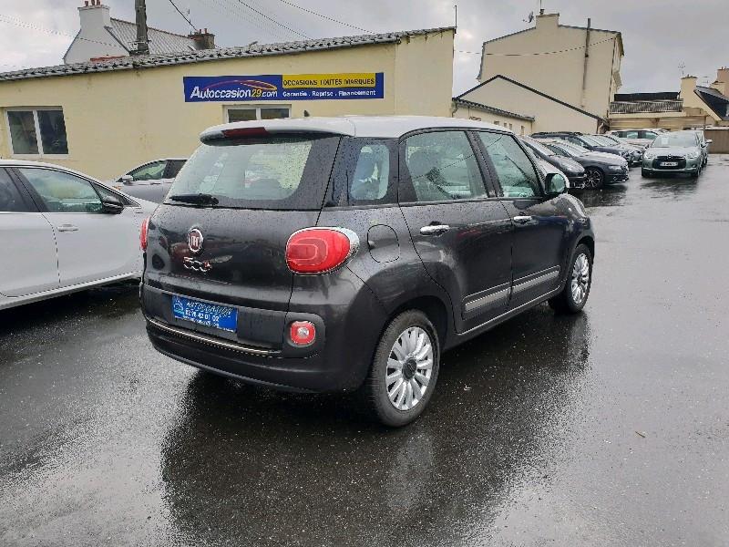Photo 3 de l'offre de FIAT 500L 1.4 16V 95CH POPSTAR à 9990€ chez Vianor occasions